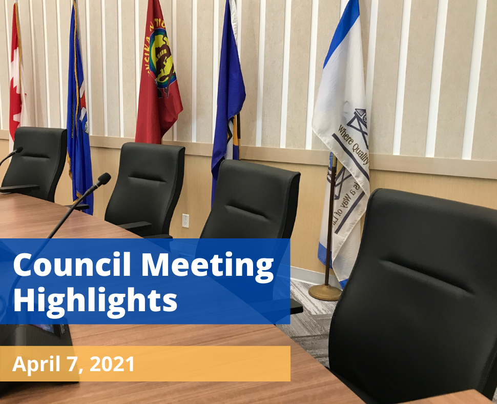 Council Chambers graphic