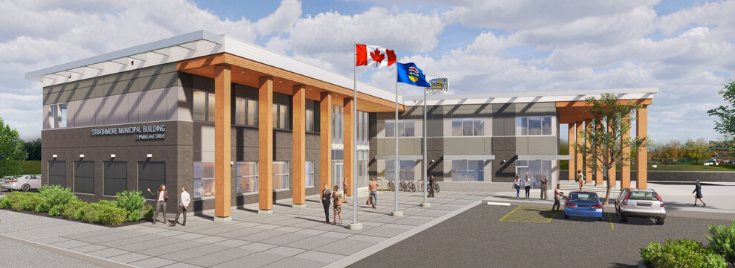 Strathmore Municipal Building Project