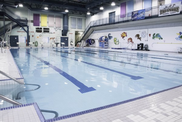aquatic centre pool